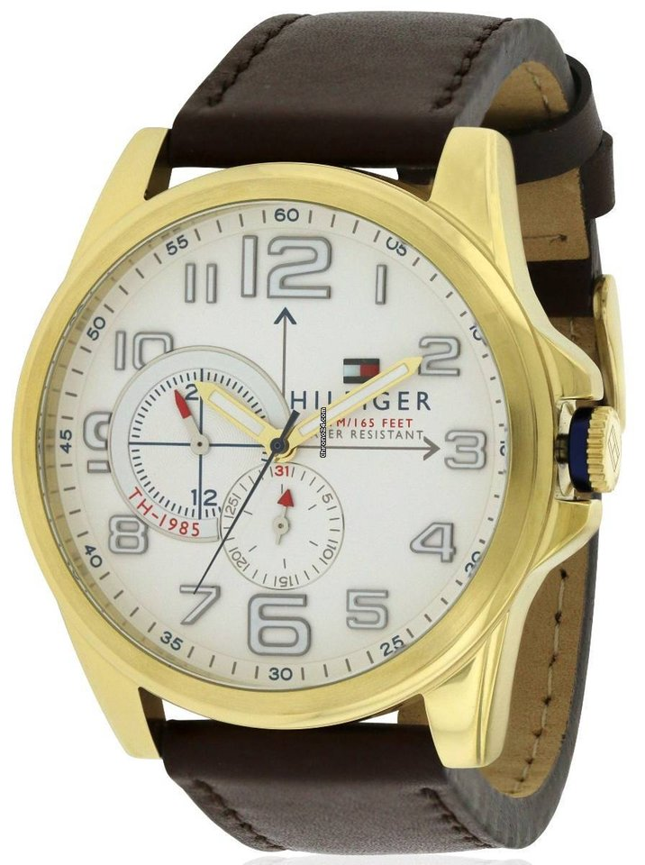 6844884a7f8 Tommy Hilfiger Steel watches - all prices for Tommy Hilfiger Steel watches  on Chrono24