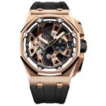 Audemars Piguet Royal Oak Offshore Tourbillon Chronograph new 45mm Rose gold