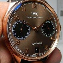 IWC Portuguese Automatic Oro rosado 42mm