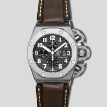 Audemars Piguet Titanium Chronograph 48mm pre-owned Royal Oak Offshore Chronograph