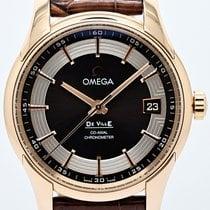 Omega De Ville Hour Vision 431.63.41.21.13.001 2009 pre-owned