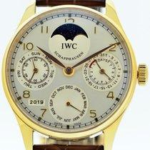 IWC Portugieser Ewiger Kalender IW5022-13 2007 gebraucht
