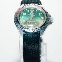 Vostok Acero 38mm Cuerda manual 455234 usados