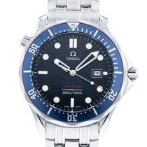 Omega 2221.80.00 Acero 2010 Seamaster Diver 300 M 41mm usados