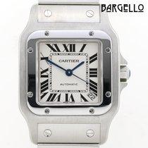 Cartier Santos Galbée Steel 32mm