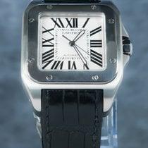 Cartier Santos 100 W20073X8 Muy bueno Acero 41.3mm Automático