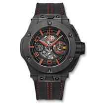 Hublot Carbon 45mm Automatic 402.QU.0113.WR new United States of America, New York, New York