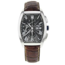 Longines Steel 44mm Automatic Evidenza pre-owned United States of America, New York, New York