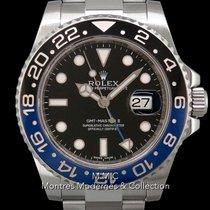 Rolex GMT-Master II Acero 40mm Negro