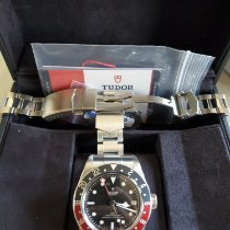 Tudor Black Bay GMT Steel 41mm Black No numerals United States of America, California, Monterey park