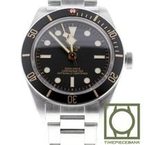 Tudor Black Bay Fifty-Eight pre-owned 39mm Black Steel