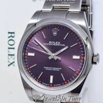 Rolex Steel 39mm Automatic 114300 pre-owned