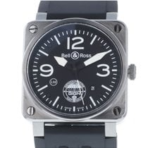 Bell & Ross BR 03 BR03-92 GIGN 2011 pre-owned