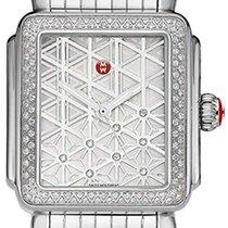 Michele Steel 33mm Quartz Michele Deco Diamond, Layered Diamond Dial MWW06T000138 new United States of America, New Jersey, Edgewater