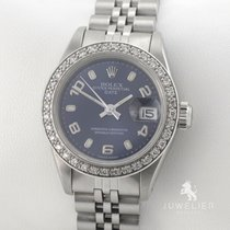 Rolex Oyster Perpetual Lady Date 69160 1985 occasion