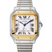 Cartier Santos (submodel) W2SA0006 2020 nouveau