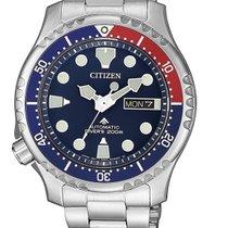 Citizen Promaster Marine Steel 42mm Blue