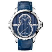 Jaquet-Droz Grande Seconde SW 45mm Azul
