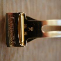 Breguet 16mm YELLOWGOLD Folding Clasp faltschliesse deployant...