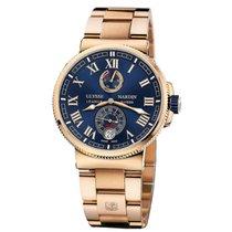 Ulysse Nardin Marine Chronometer Manufacture 1186-126-8M/43 2020 новые
