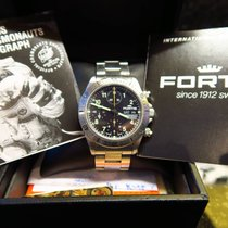 Fortis Official Cosmonauts Chronograph (Diver)