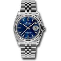 Rolex Datejust 116234 BLSJ new