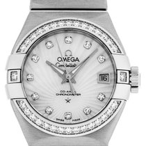 Omega Constellation Ladies Steel 27mm Mother of pearl United States of America, California, Los Angeles