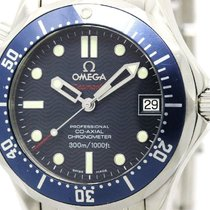Omega Seamaster Diver 300m Automatic Mid Size Watch 2222.80...