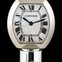 Cartier occasion Quartz 22.5mm Nacre Matière plastique