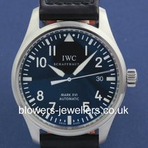 IWC Pilot Mark pre-owned Steel