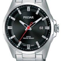 Pulsar 43mm Quartz new Black