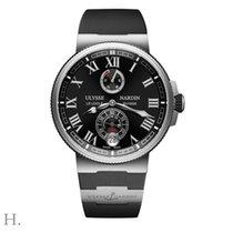 Ulysse Nardin Marine Chronometer Manufacture 1183-126-3/42 2019 новые