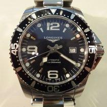 浪琴 新的 自動發條 旋轉式錶圈 41mm 鋼 藍寶石玻璃