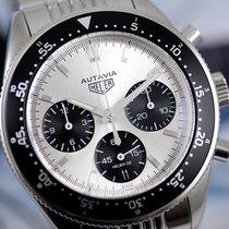TAG Heuer Heritage Autavia Calbre Heuer-02 Limited #CBE2111.BA...
