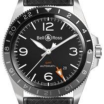 Bell & Ross BR V2 Steel 41mm Black United States of America, New York, Airmont
