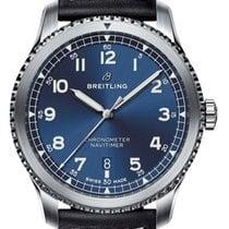 Breitling Navitimer 8 Stahl 41mm Blau Arabisch Deutschland, München - Lehel