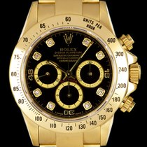 Rolex Daytona pre-owned Yellow gold