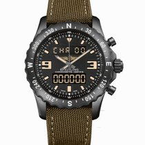 Breitling Chronospace Military · M7836622/BD39.105W