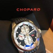 Chopard Mille Miglia Stahl 44mm Schwarz