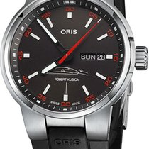 Oris 42,00mm Automatic 2018 pre-owned Williams F1 Black