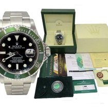 Rolex 16610LV Steel 2006 Submariner Date 40mm pre-owned United States of America, North Carolina, Charlotte