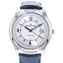 Jaeger-LeCoultre Master Control Date Steel 39mm Silver United States of America, Georgia, Atlanta