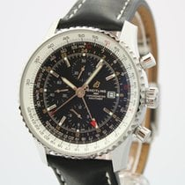 Breitling Navitimer World new 2020 Automatic Chronograph Watch with original box and original papers A2432212/B726/442X/A20D.1