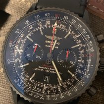Breitling Steel Automatic 46mm pre-owned Navitimer 01 (46 MM)
