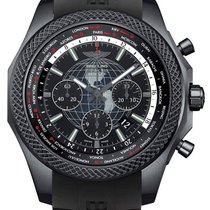 Breitling Bentley B05 Unitime new Automatic Chronograph Watch with original box MB0521V4-BE46-244S