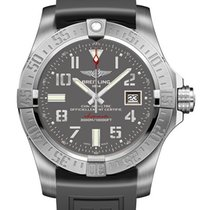 Breitling Avenger II Seawolf Steel 45mm Black United States of America, New York, NY