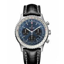Breitling Navitimer 1 B01 Chronograph 43 AB0121211C1P1 Ny Stål 43mm Automatisk