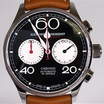 Alexander Shorokhoff 43.5mm Automático AS.CA05-4 novo