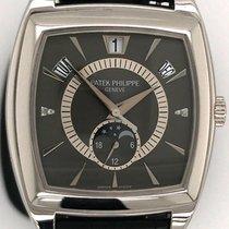 Patek Philippe Gondolo Platinum 51mm Grey No numerals