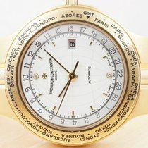 Vacheron Constantin Yellow gold 35mm Automatic 48200 pre-owned